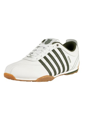 K-Swiss Arvee 1.5 Trainers - White/Rifle Green