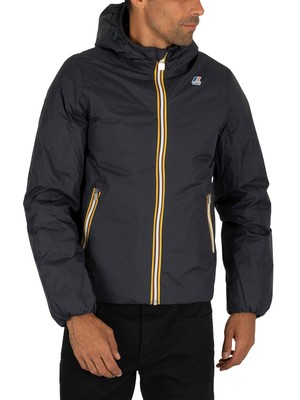K-Way Jacques Thermo Plus Reversible Jacket - Blue/Red