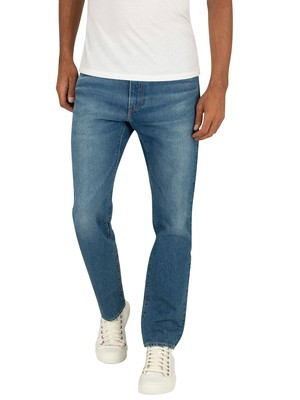 Levi's 511 Slim Fit Jeans - Orange Overt Adapt