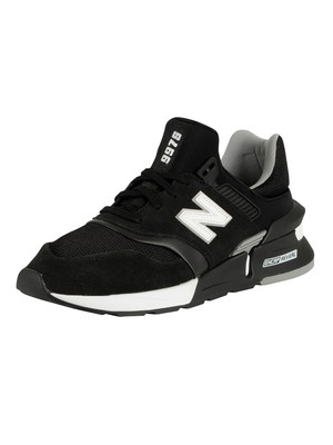 New Balance 997 Sport Trainers - Black/White