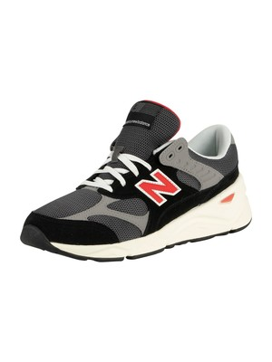 New Balance X 90 Reconstructed Trainers - Black/Magnet