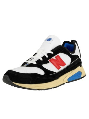 New Balance X-Racer Trainers - Black/Velocity Red