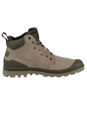 Palladium Outsider Pampa WP+ U Boots - Fallen Rock