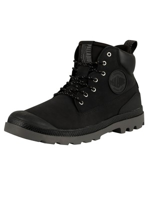 Palladium Outsider Pampa WP+ U Boots - Black