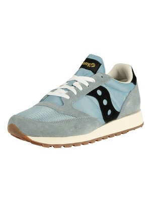 Saucony Jazz Original Vintage Trainers - Blue/Black