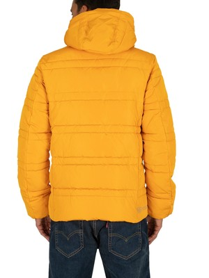 Scotch & Soda Classic Jacket - Sunflower Yellow