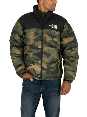 The North Face 1996 Retro Nuptse Jacket - Camo