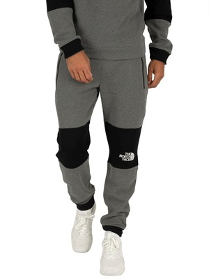The North Face Himalayan Joggers - Medium Grey Heather/Black