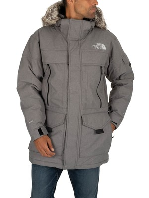 The North Face Murdo Parka Jacket - Dark Grey