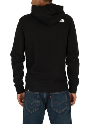 The North Face Standard Pullover Hoodie - Black