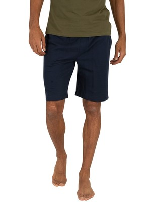 Tommy Hilfiger Logo Sweat Shorts - Navy Blazer