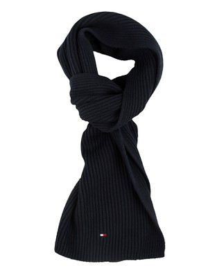 Tommy Hilfiger Pima Cotton Scarf - Sky Captain