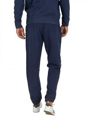 Tommy Jeans Washed Logo Joggers - Black Iris Navy