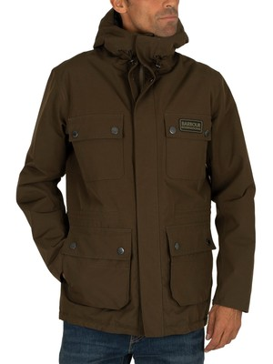 Barbour International Endo Jacket - Olive