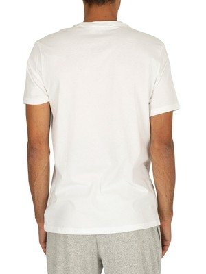 Calvin Klein Graphic T-Shirt - White