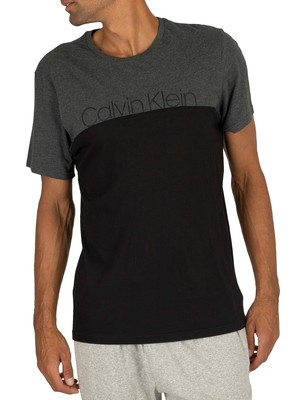 Calvin Klein Graphic T-Shirt - Charcoal Heather