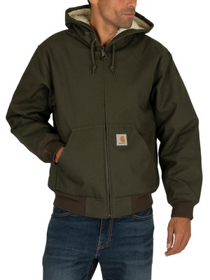 Carhartt WIP Active Pile Jacket - Cypress