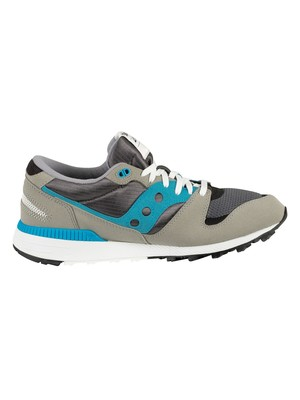 Saucony Azura Trainers - Grey