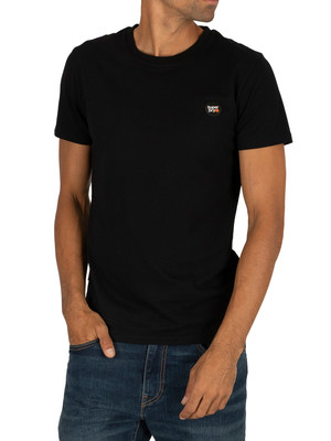 Superdry Collective T-Shirt - Black
