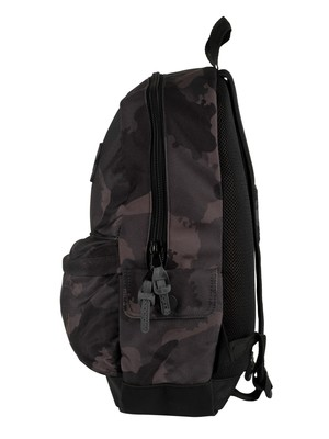 Superdry Disruptive Montana Backpack - Black Camo