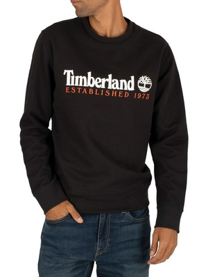 Timberland Core Established Sweatshirt - Black