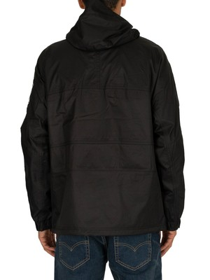 Timberland Pullover Jacket - Black