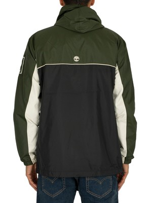 Timberland Windbreaker Jacket - Duffle Bag Green