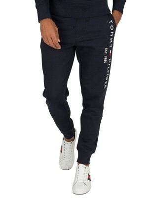 Tommy Hilfiger Basic Branded Joggers - Sky Captain