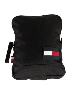 Tommy Hilfiger Core Compact Crossover Bag - Black