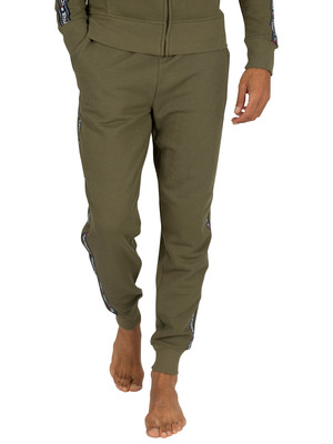 Tommy Hilfiger Track Taping Joggers - Olive Night