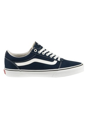 Vans Ward Canvas Trainers - Dress Blue