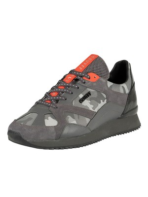 Cruyff Catorce Trainers - Dark Grey
