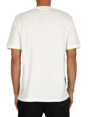 Fila Alvan T-Shirt - White/Peacoat
