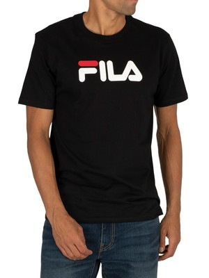 Fila Eagle Logo T-Shirt - Black