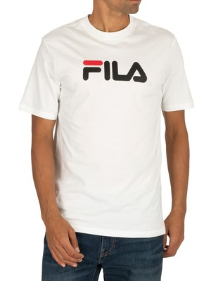 Fila Eagle Logo T-Shirt - White