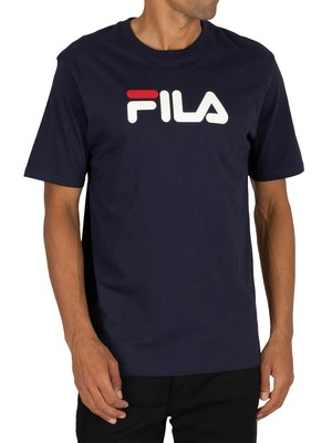 Fila Eagle Logo T-Shirt - Peacoat