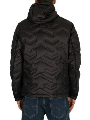 G-Star Attacc Hooded Down Jacket - Black