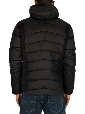 G-Star Motac Quilted Jacket - Dark Black