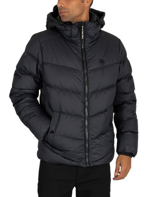 G-Star Whistler Down Puffer Jacket - Mazarine Blue