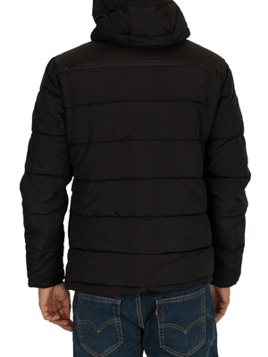 Jack & Jones Wayne Puffer Jacket - Black