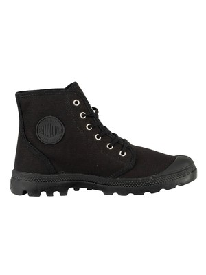 Palladium Pampa Hi Original Boots - Black/Black