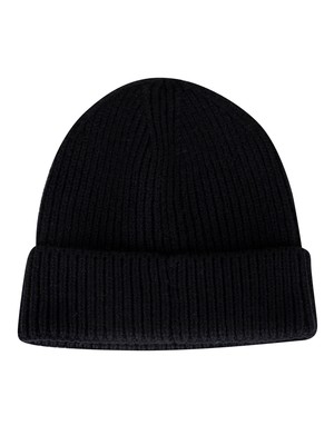 The North Face Logo Box Beanie - Urban Navy
