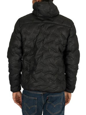 Ellesse Stannetti Padded Jacket - Black