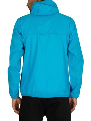 K-Way Le Vrai 3.0 Claude Jacket - Blue California