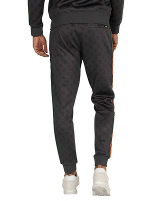Luke 1977 Captain Marvellous Joggers - Charcoal