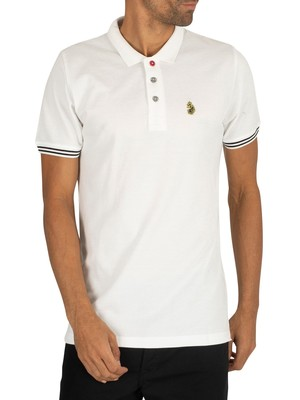 Luke 1977 New Mead Polo Shirt - White