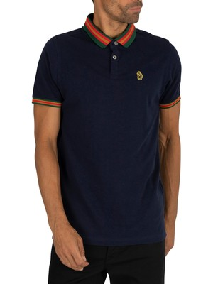 Luke 1977 Shooting Star Polo Shirt - Navy