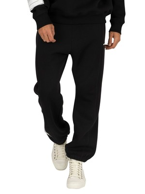 Religion Plain Joggers - Black