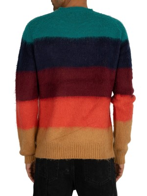 Religion Prism Knit - Blue Multi