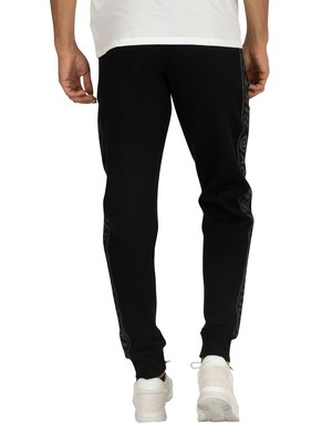 Superdry Universal Tape Jogger - Black